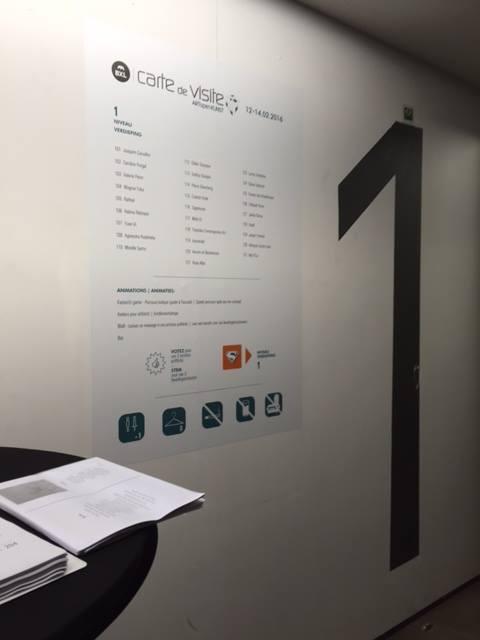 Fevrier 2016 Exposition Carte De Viste A Bruxelles